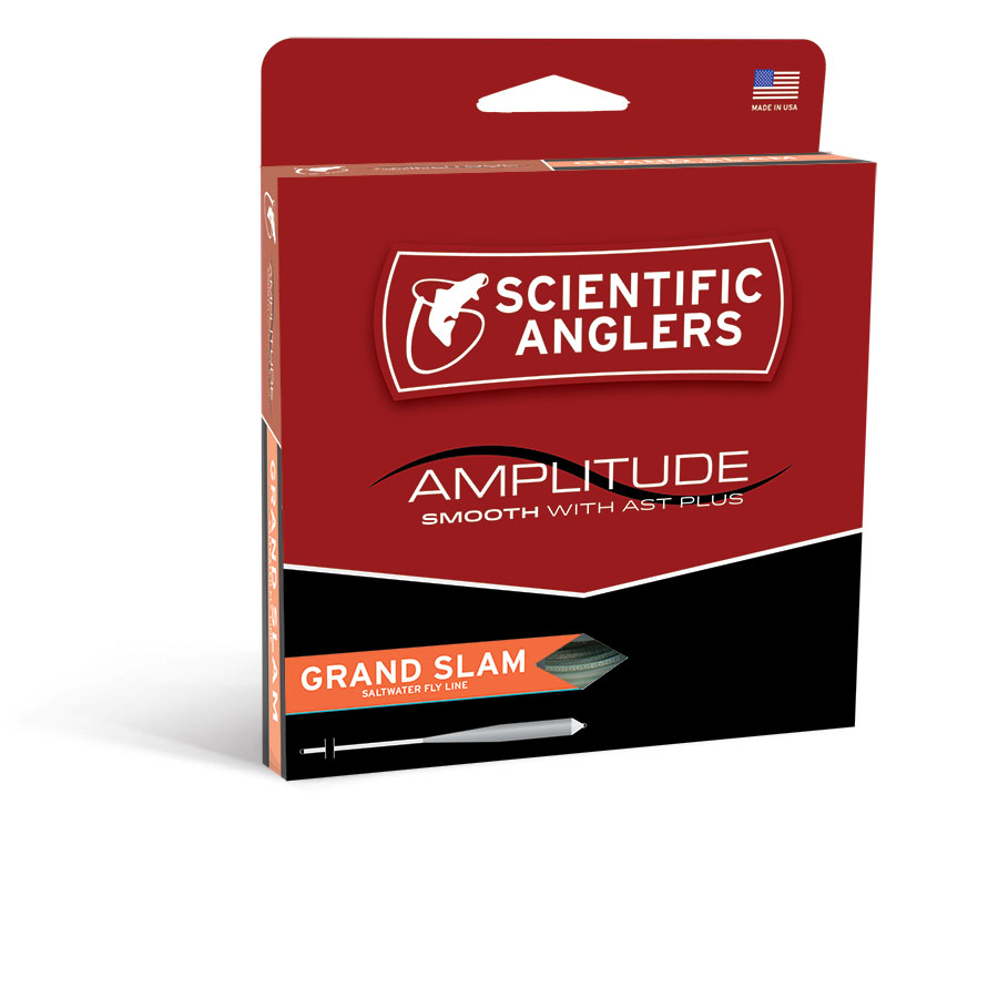 NEW! Scientific Anglers Amplitude Smooth Grand Slam Fly Line