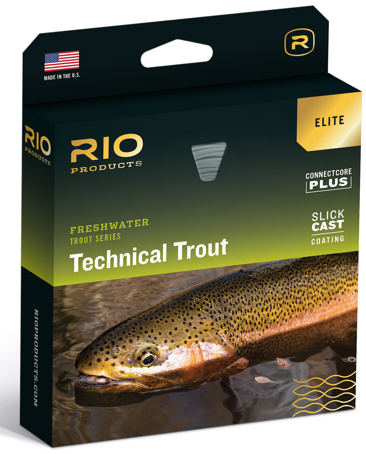 NEW! RIO Elite Technical Trout Fly Line