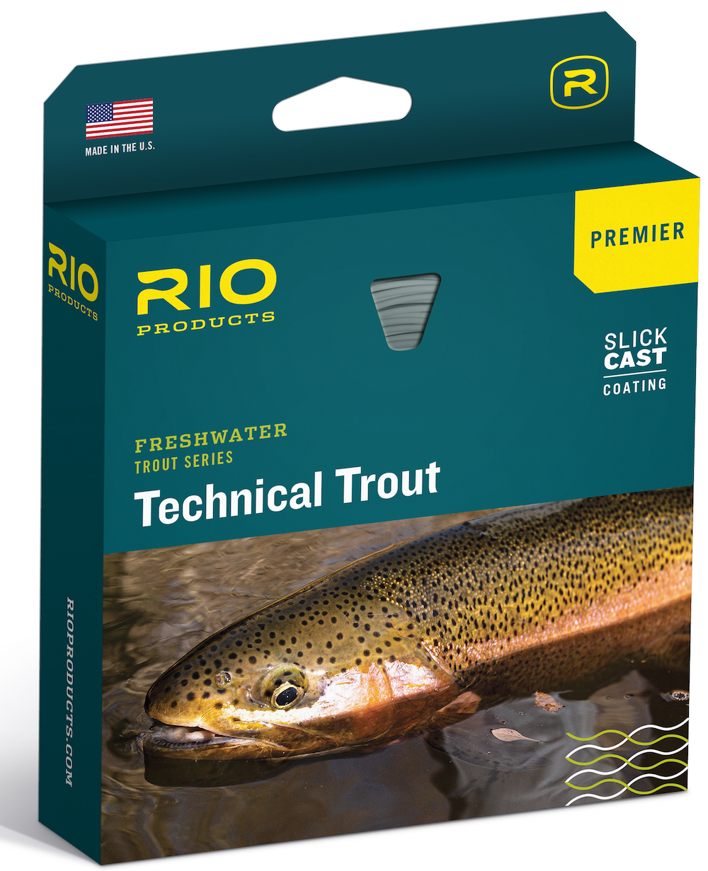 NEW! RIO Premier Technical Trout Fly Line