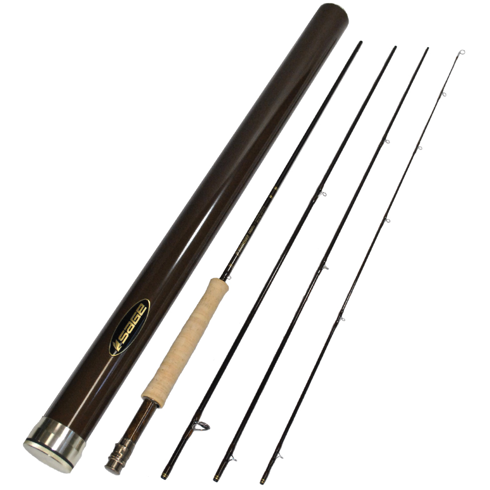 NEW! Sage Trout LL 490-4 Fly Rod : 4wt 9'0