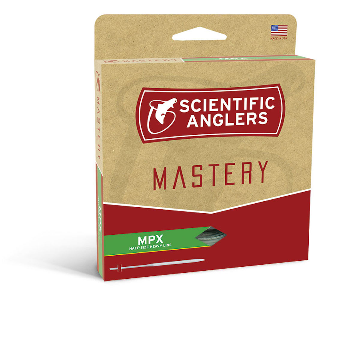 Scientific Anglers Mastery MPX Stealth Fly Line
