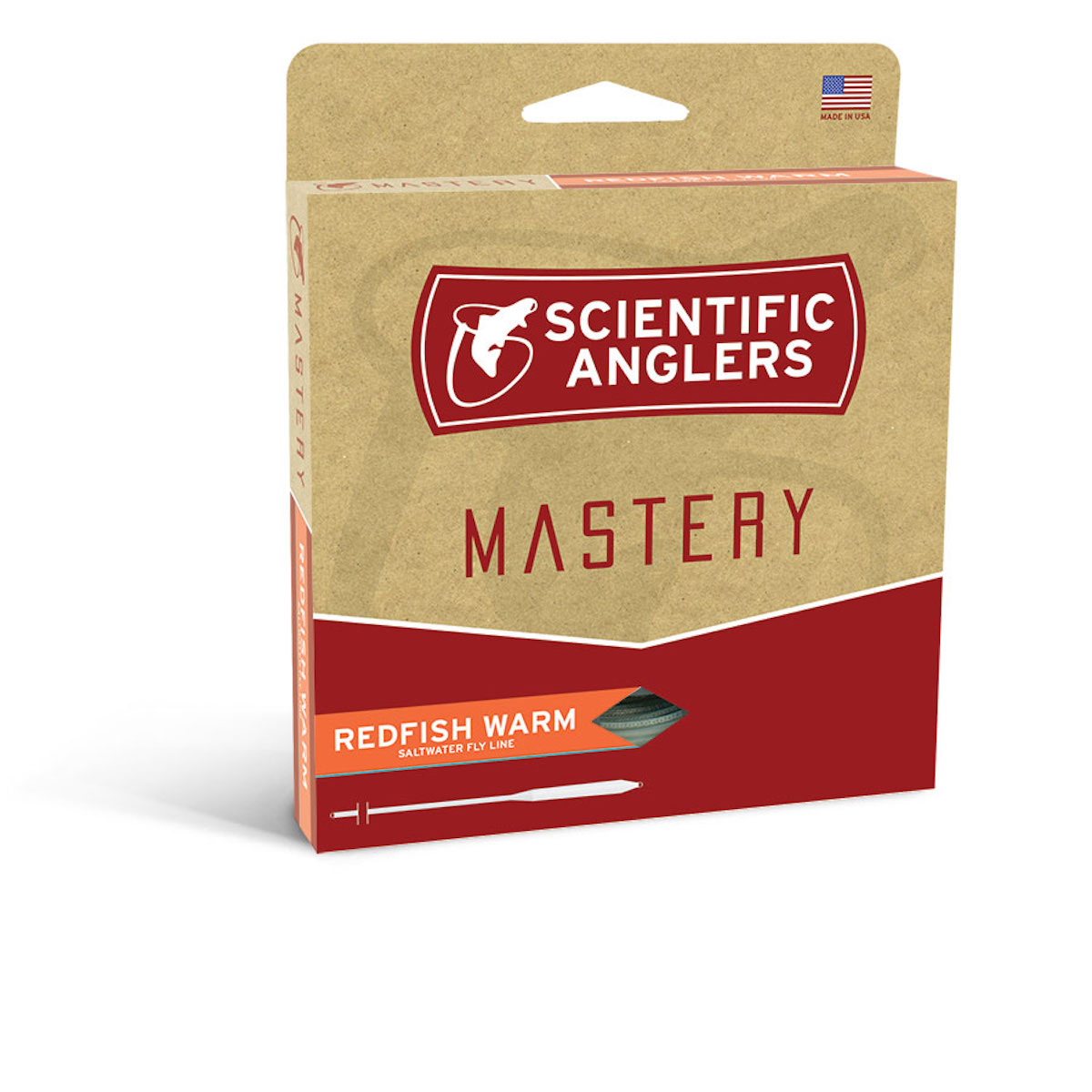 Scientific Anglers Mastery Summer Redfish Fly Line
